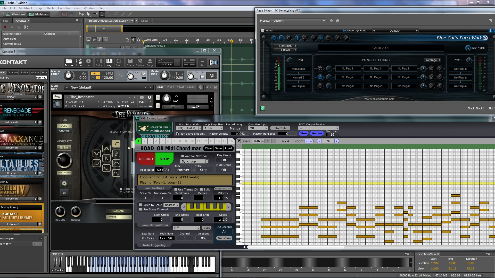 adobe audition 5.0 free download